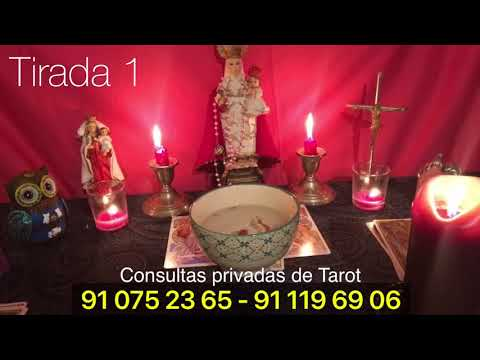 TAROT DEL AMOR ESPECIAL CON CEROMANCIA - ¿Seremos felices? - TAROT INTERACTIVO - VIDENCIA