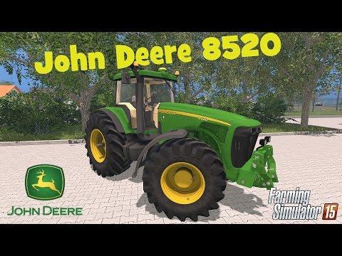 John Deere 8520 FH v1.0