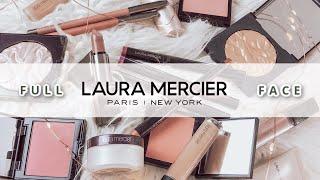 FULL FACE of LAURA MERCIER | one brand tutorial by Danna Ann