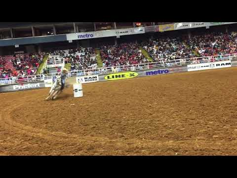 Barrel Racing Cowboys of Color Performance Mesquite, Texas 10/28/17