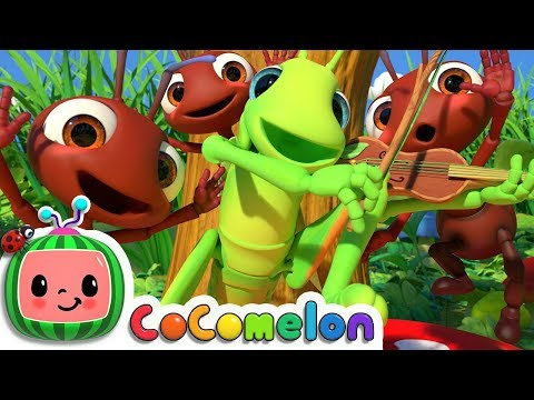The Ant and the Grasshopper | CoCoMelon Nursery Rhymes & Kids Songs - Thời lượng: 2 phút, 58 giây.