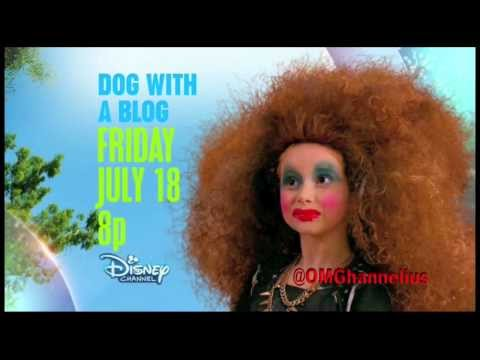 Stuck In The Mini With You - Dog With A Blog - Season 2 - Episode 19 - promo - G Hannelius