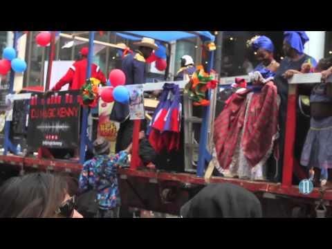 Latest Haiti video: Carifiesta Montréal