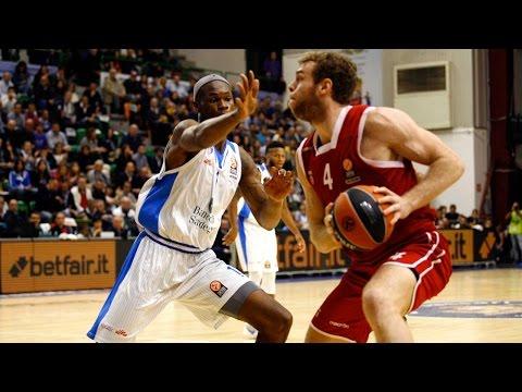 Regular Season, Round 5 MVP: Nicolo Melli, Brose Baskets Bamberg