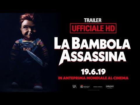 Preview Trailer La Bambola Assassina, trailer italiano ufficiale