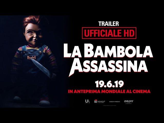 Anteprima Immagine Trailer La Bambola Assassina, trailer italiano ufficiale