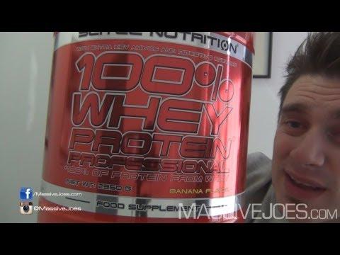 comment prendre jumbo scitec nutrition