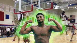 Zion Williamson Puts On DUNK SHOW In Home Opener! LEAVES NO PRISONERS