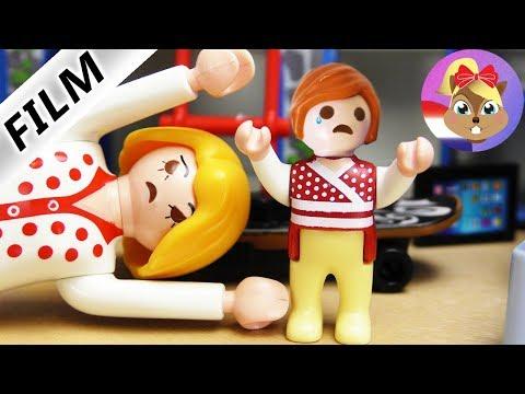 Play doh - Playmobil video Nederlands - JULIAN, DE GROTE BABY! ERGER DAN EMMA - Familie Vogel kinderfilmpje
