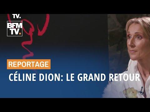 Céline Dion: le grand retour