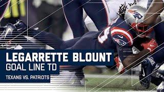 Blount Scores TD After Texans Lose 2nd Kickoff Return Fumble! | Texans vs. Patriots | NFL by NFL
