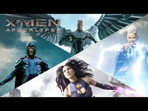 POKEC O FILMU #06 | X-men: Apokalypsa | Pedro a House