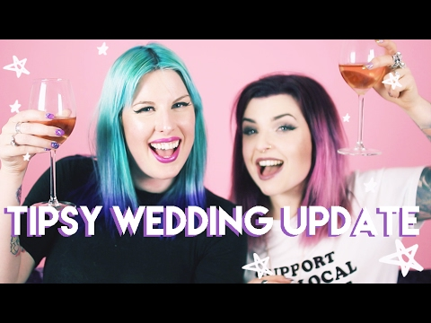 TIPSY WEDDING PLANNING UPDATE   Helen Anderson (видео)