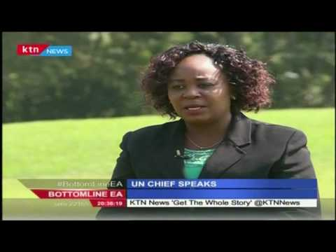 Bottomline East Africa: UN deputy secretary general -Jan Eliasson
