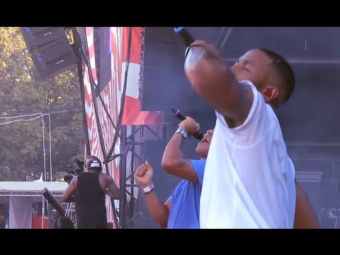 Dizzee Rascal Live - Heart of a Warrior @ Sziget 2013