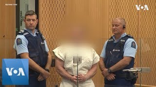 Video New Zealand Mosque Shootings Suspect Appears in Court MP3, 3GP, MP4, WEBM, AVI, FLV April 2019