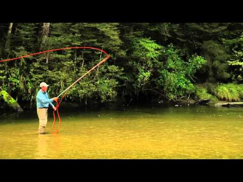 Fly Fishing. Fly Casting :: Roll casts, Curve casts and more! :: Cast that Catch Fish