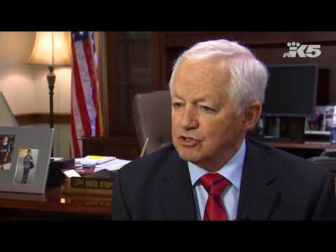 Washington State Insurance Commissioner Mike Kreidler: extended interview