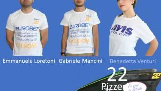 #vaporetti2017 Equipaggio N°22 Pizzeria la Rotonda