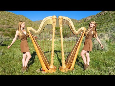 """Iron Maiden  """"Run To The Hills"""" Cover by Camille & Kennerly Kitt"""
