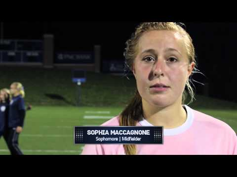 Women's Soccer Highlights vs. Providence