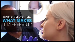 JUVDERM Voluma®: What Makes It Different From Other Fillers?