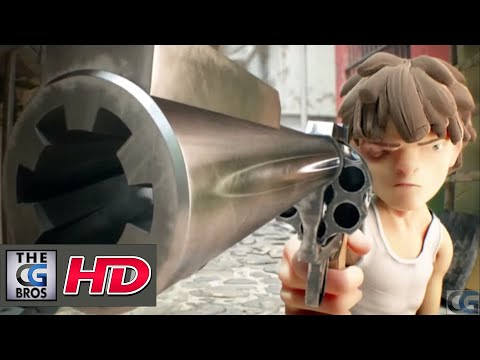 cgi - Check out this CGI 3D animated Action Short by the talented Tomas Vergara!