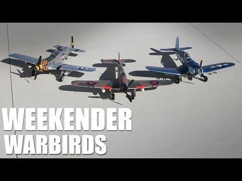 Weekender Warbirds - REVIEW | Flite Test