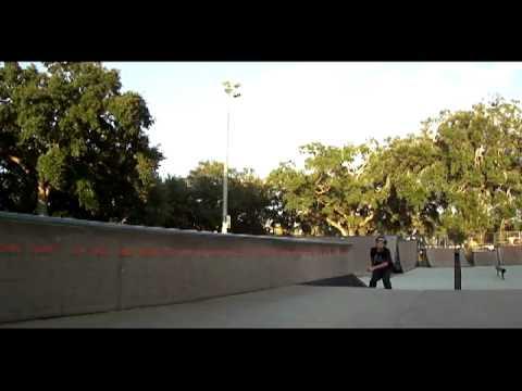 Fort Myers Skate Park.