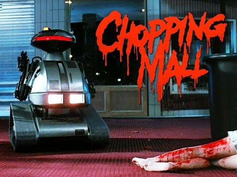 "DEAD AND BURIED TREASURES - ""Chopping Mall"" - (1986) - TRT: 2hrs, 12mins"