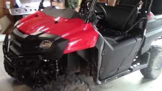 3. 2016 Honda Pioneer 700-4 Owner Review