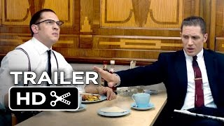 Legend Official Trailer  1  2015    Tom Hardy  Emily Browning Movie Hd