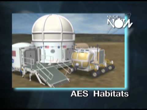 NASA Now Minute: Engineering Design: Living and Working in Deep Space
