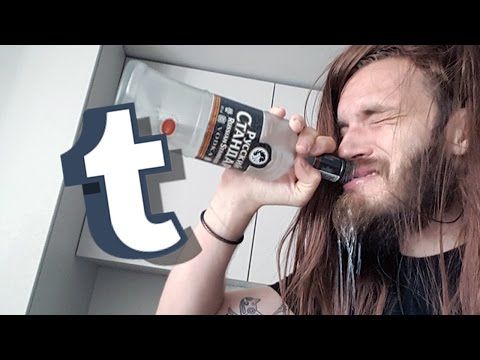 I REACT TO TUMBLR #PEWDIEPIE (PewDiePie React)