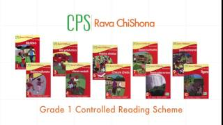 A controlled reading scheme for grade 1 learners.