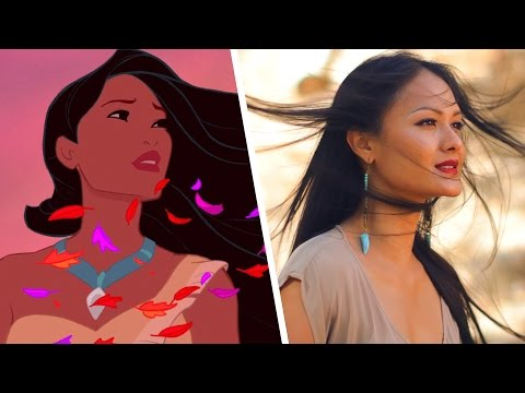 If Disney Princesses Were Real