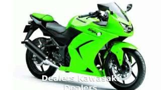 1. 2010 Kawasaki Ninja 250R - Walkaround & Specs