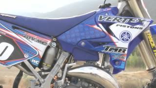 7. Racer X Tested Yamaha YZ 125