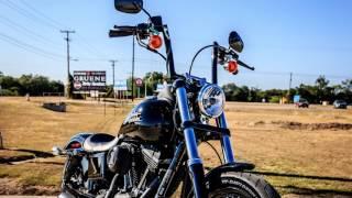 8. 2015 Harley Davidson GHD Custom FXDB Dyna Street Bob