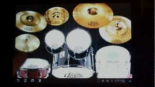 Drums Droid HD FREE YouTube video