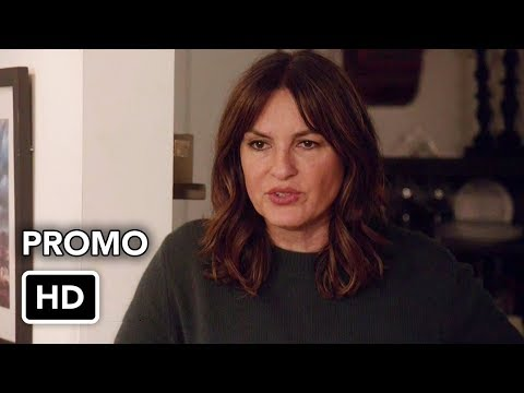 "Law and Order SVU 19x14 Promo ""Chasing Demons"" (HD)"