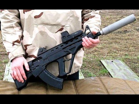 Нове покоління: воїнів АТО озброять сучасними «Малюками»