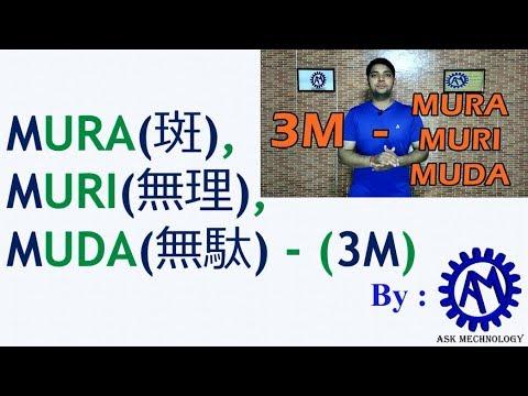 3M ! MURA MURI MUDA !! ASK MECHNOLOGY !!!