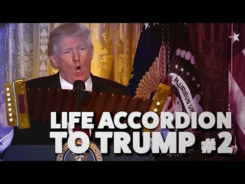 Life Accordion to Trump Part 2