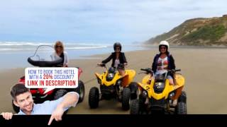 Dargaville New Zealand  City pictures : Baylys Beach Holiday Park, Dargaville, New Zealand, HD Review