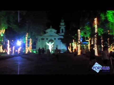 Natal Iluminado em Tremembé 2011