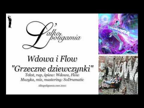 Tekst piosenki Wdowa - Grzeczne dziewczynki (feat. Flow) po polsku