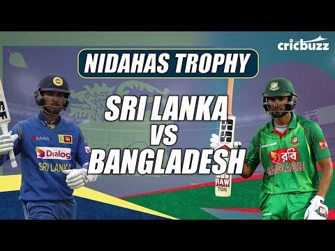 Nidahas Trophy Match Story: Sri Lanka vs Bangladesh, 3rd T20I