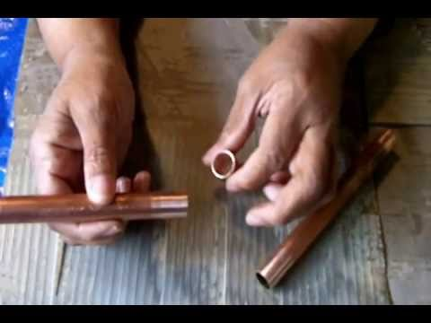 Copper Pipe Soldering-How to Solder for Beginners Video