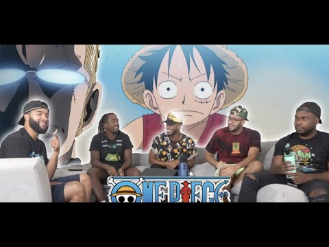 """One Piece Ep 93 """"Off to the Desert Kingdom! the Rain Summoning Powder and the Rebel Army!"""" Reaction"""